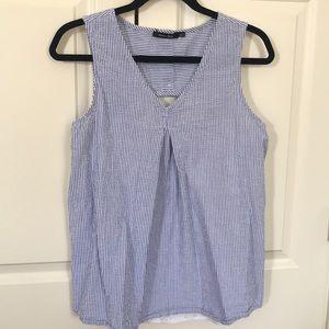 NWOT tank blouse
